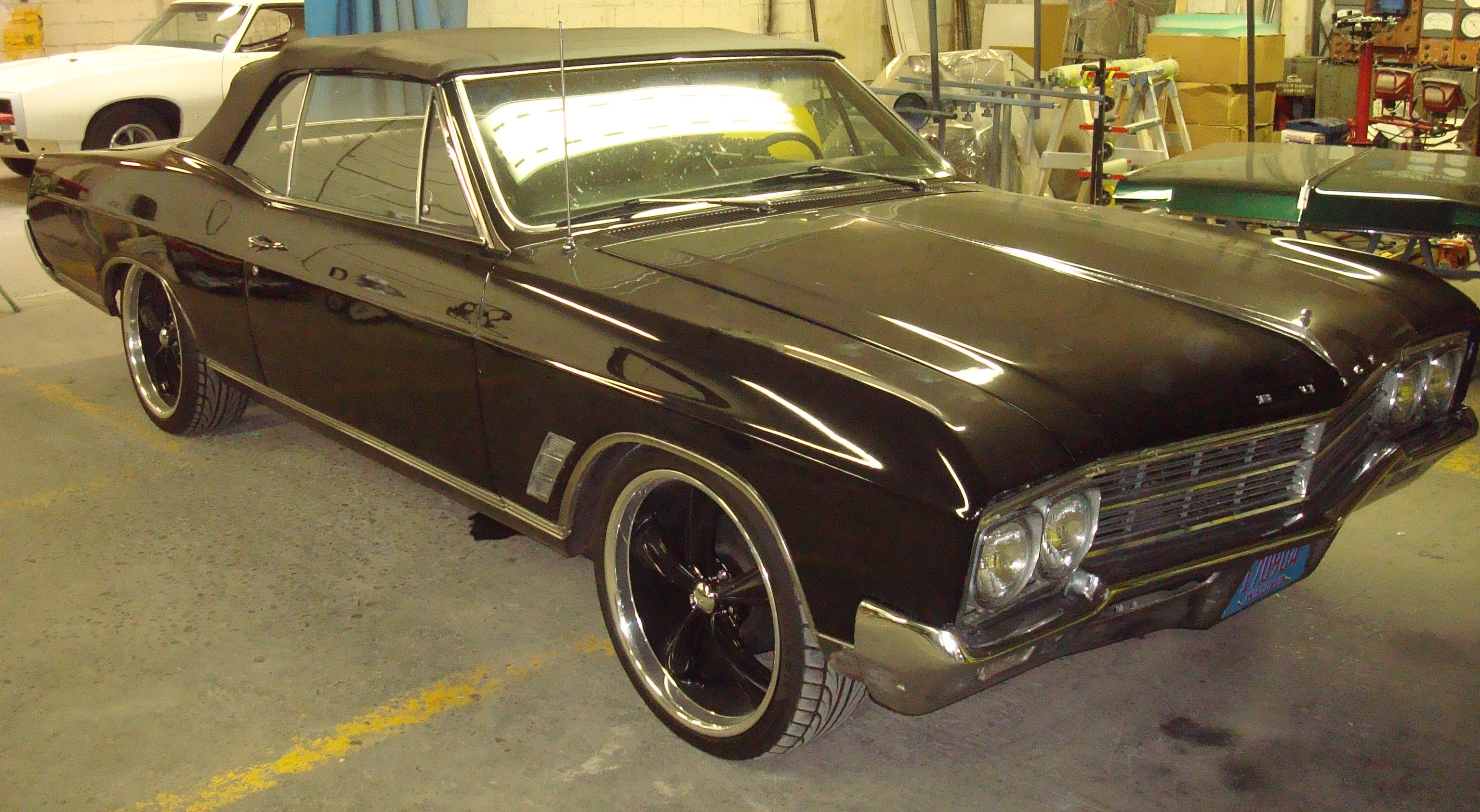 Ben 1966 Buick Skylark Fast Freddies Rod Shop